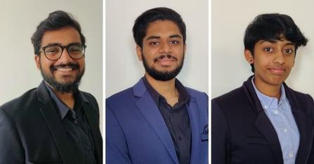 HULT Prize Summit - SP Jain winners