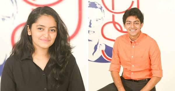 Dhruvi Nishar & Vedant Kabra - UMass Internshio