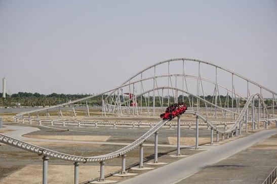Ferrari World and Grand Mosque 2