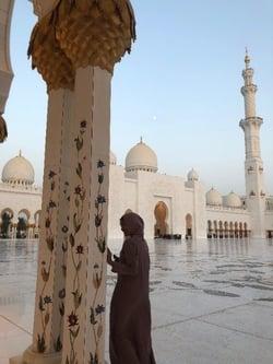 Ferrari World and Grand Mosque 5