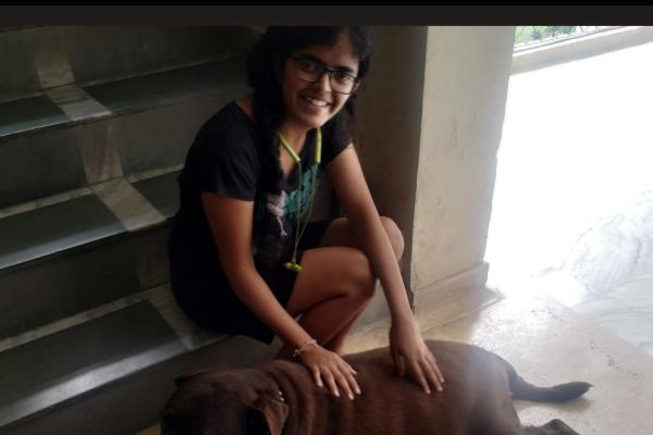 New Jag 2021: Harshita Tripathi (India, Gwalior)
