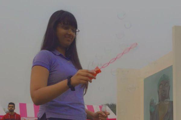 New Jag 2021: Naysa Goel (India, Panipat)