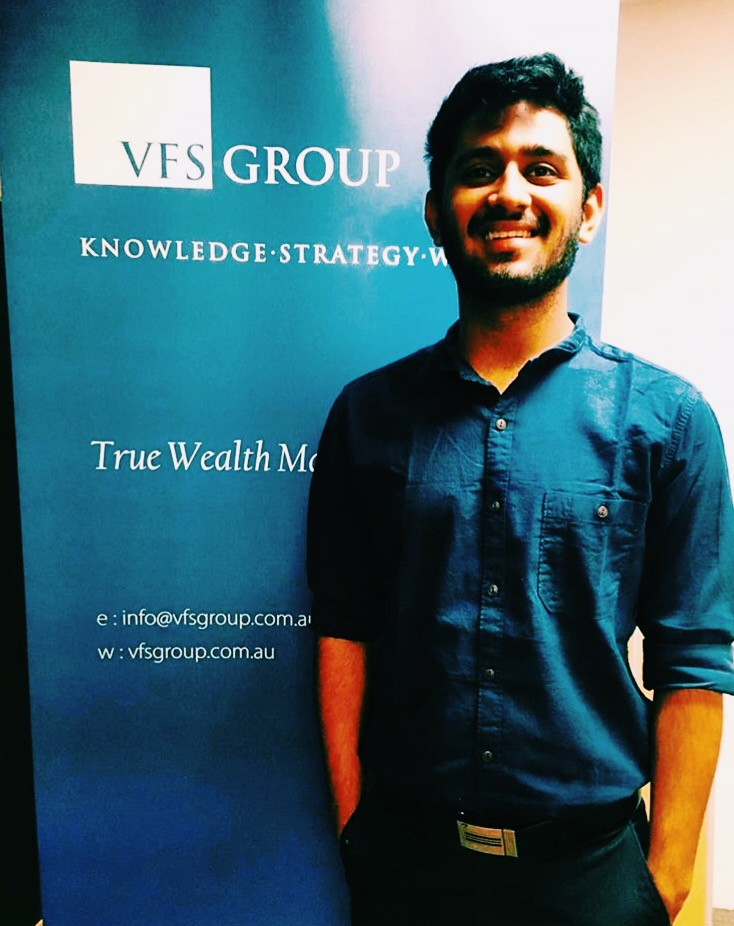 Working with VFS Group