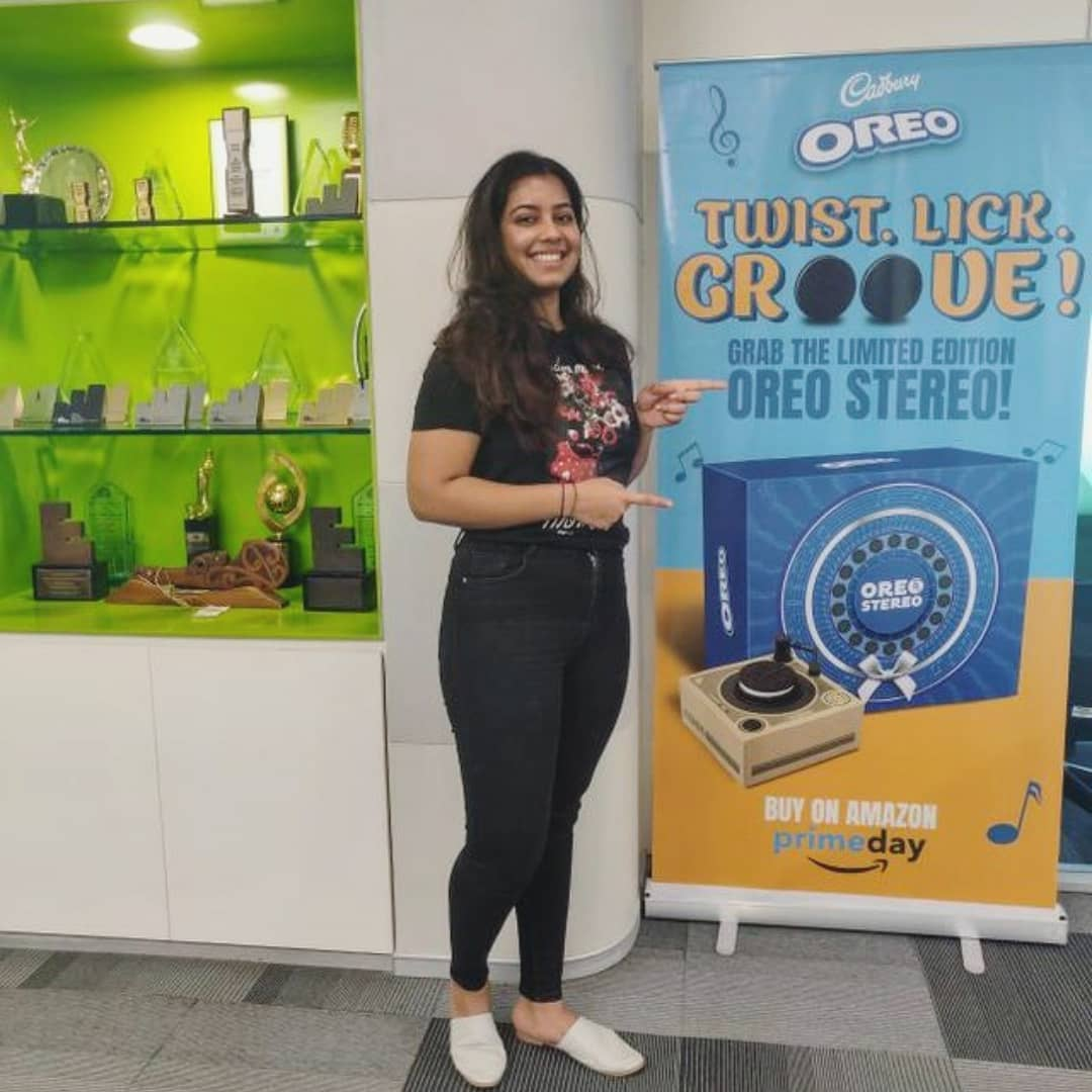 Interning at Mondelēz International in Mumbai