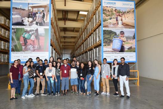 Ahmad Nazdry - UNHCR Visit 1
