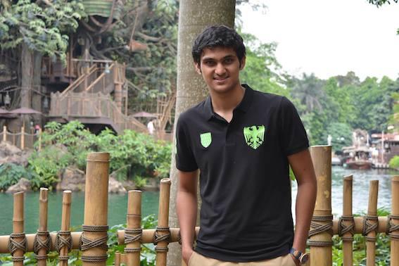 New Jag: Ayush Jain (India)