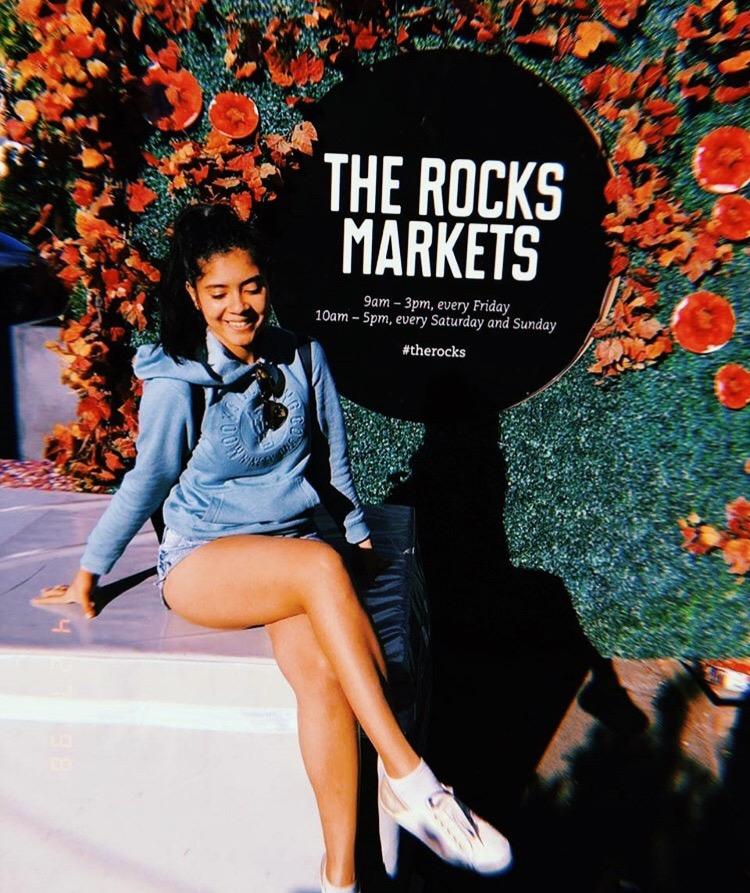 Exploring The Rocks Markets at Sydney