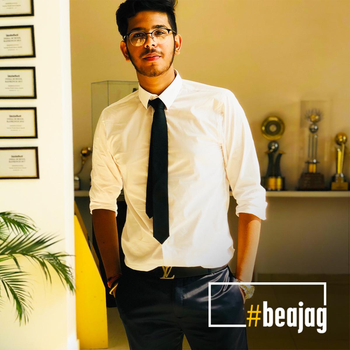 New Jag 2019: Gautam Kumar Agrawal (Ranchi, India)