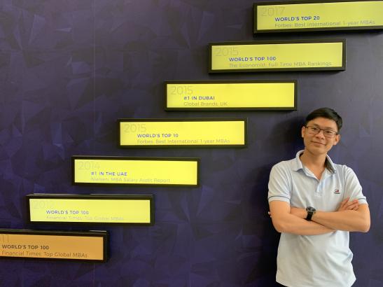 Hai Ngoc Nguyen internship with VPBank