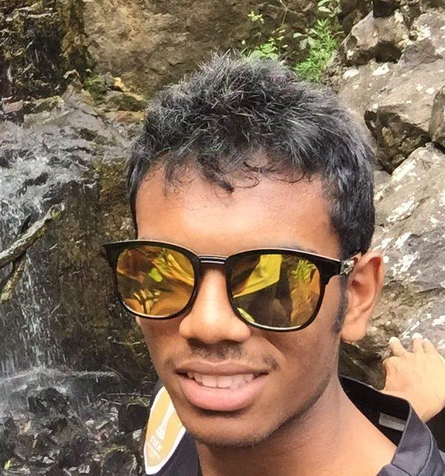 New Jag: Jordan Ramane (Mauritius)