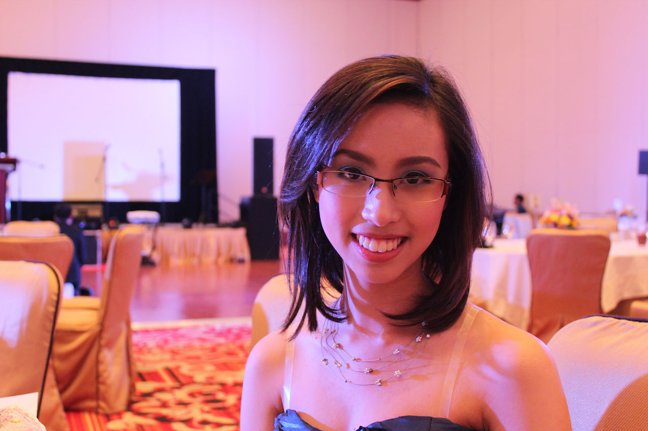 New Jag: Monique Zabarte (Philippines)