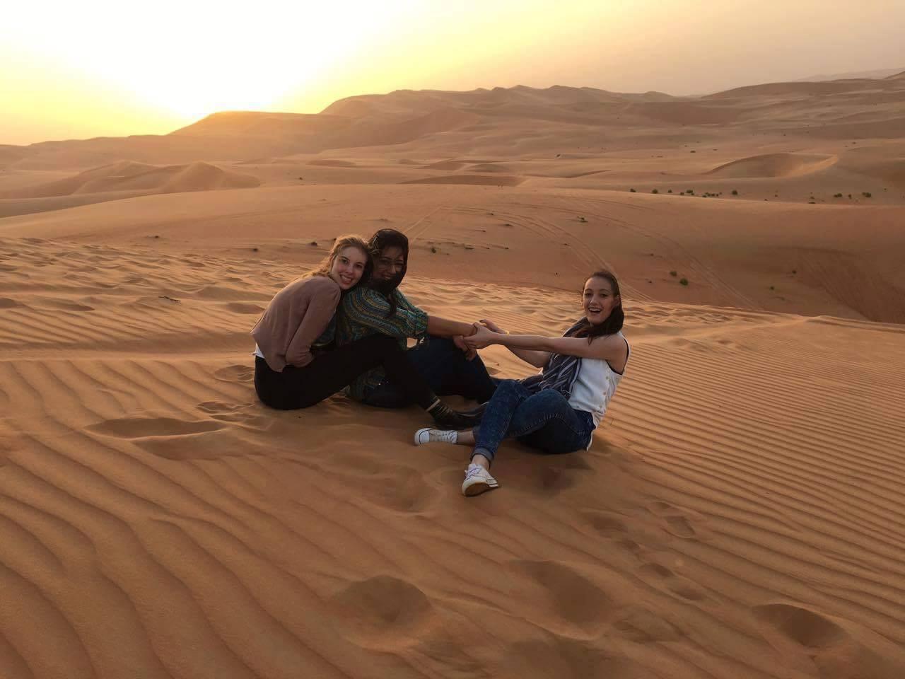 Noli desert