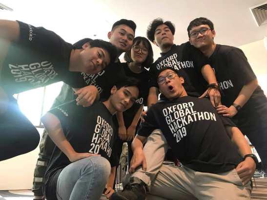 Oxford Hackathon SYdney