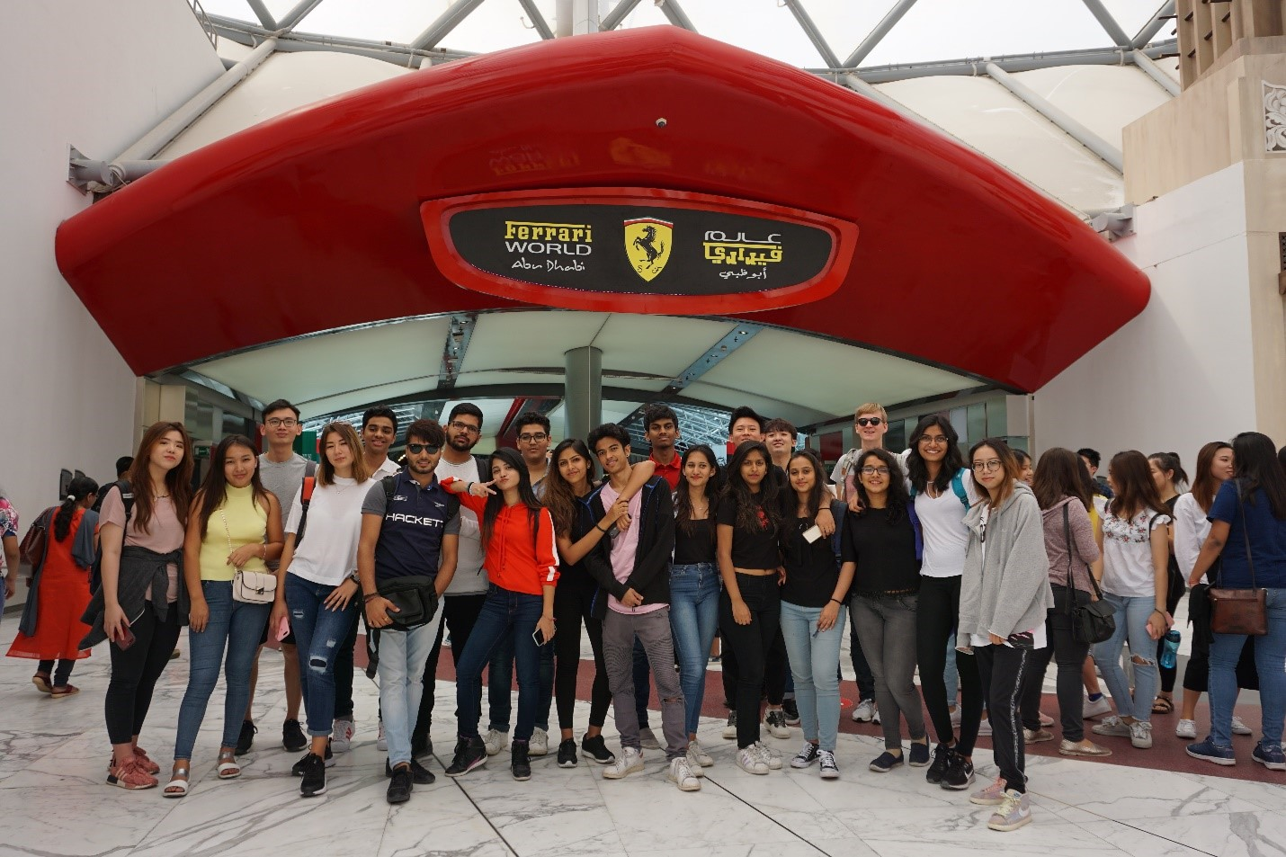 Ojal - Dubai Experience 1