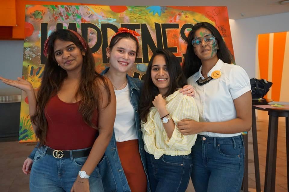 Ojal Mutyapwar (BBA Sep'17) shares her SP Jain Dubai Campus experience