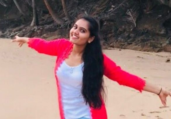 New Jag: Rushita Akoliya (India)