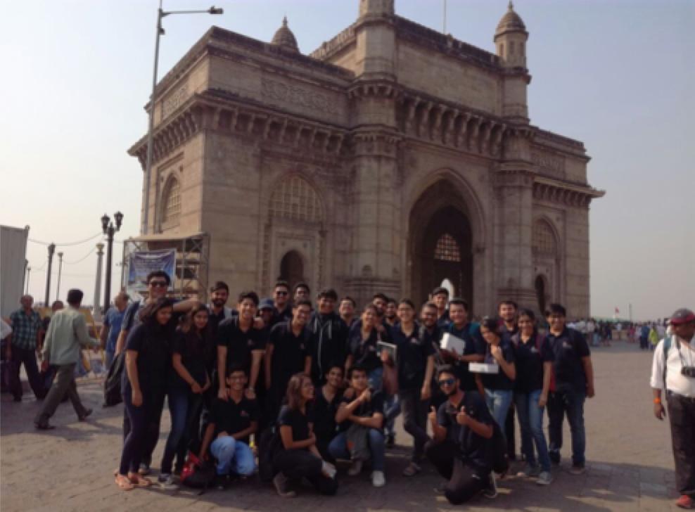 Skits for Village Kids: Mumbai Jags Make a Difference