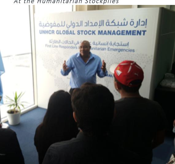 Business of Compassion: UNHCR
