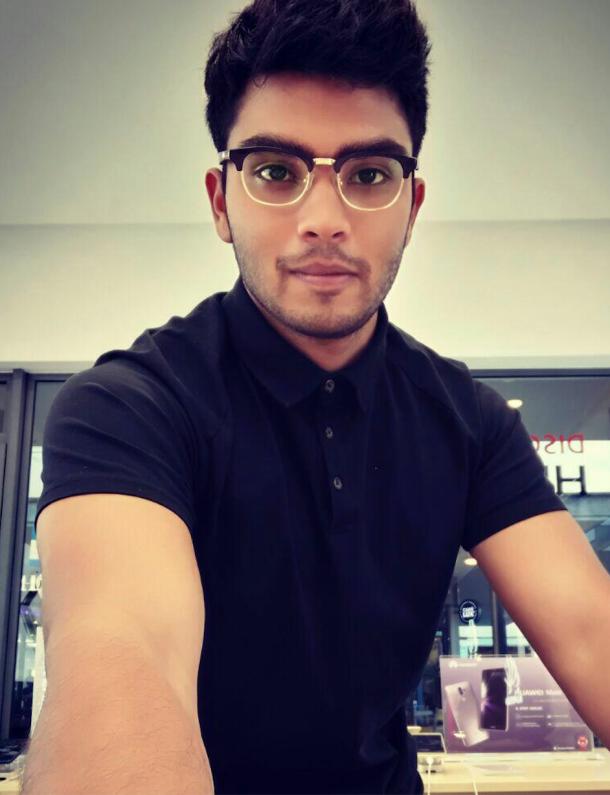 Vashish K Roopun