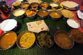 Local food in Singapore -- famous worldwide