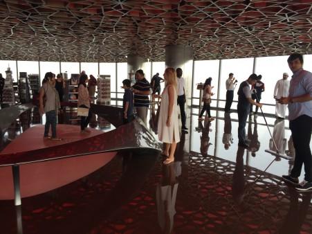 A visit to Burj Khalifa and Dubai Mall