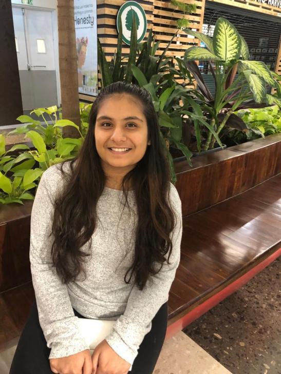 Pratiksha Sharma - Internship Story