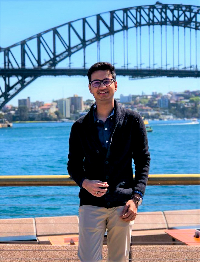 From a science major to business expert: Shashank Bakliwal (UG Class of 2020) story