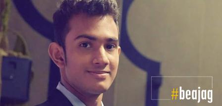 New Jag: Mithil Chureetur (Mauritius)