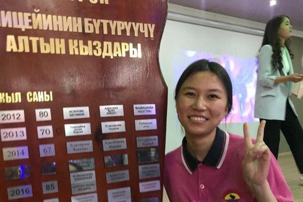 New Jag 2021: Aitatty Aibek Kyzy (Kyrgyzstan, Bishkek)