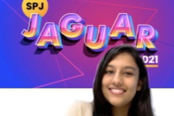 New Jag 2021: Ananya Agarwal (India, Mumbai)