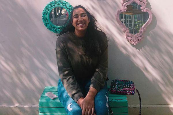 New Jag 2021: Geetika Ghattamaneni (India, Hyderabad)