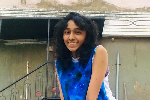 New Jag 2020: Prakruti Makwana (Mumbai, India)